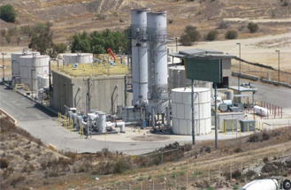 Operating Industries, Inc. Landfill LFG Treatment System