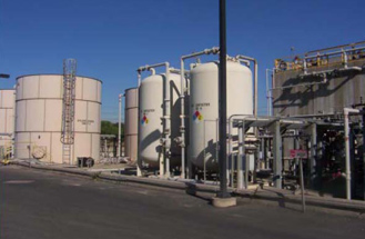 Operating Industries, Inc. Landfill Leachate Treatment Plant