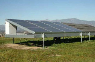 Operating Industries, Inc. Landfill Solar Pilot Array Deployment