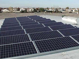 Frontier Fertilizer Superfund Site Rooftop PV Operations