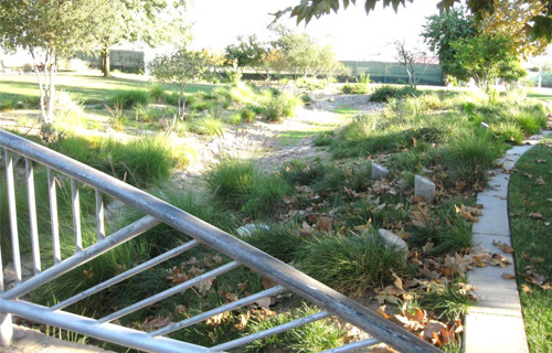 Pemaco Superfund Site Green Infrastructure