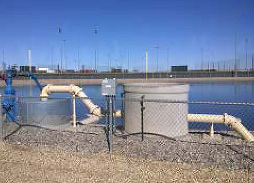 Phoenix-Goodyear Airport Superfund Site Recreation Complex Water Storage